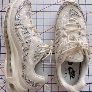 Nike Wmns Air Max 98 LX 'Recycled Material Sz 9 ♻️